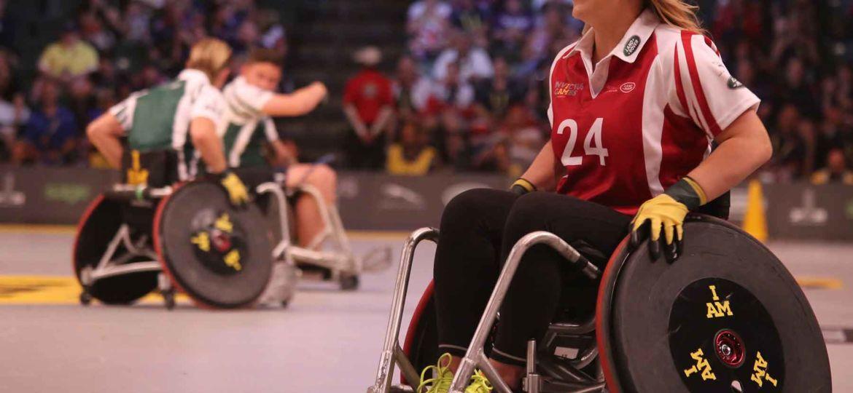 L'épaule du paraplégique et du tétraplégique